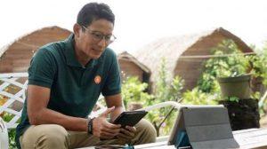 Jadi Menparekraf, Sandiaga Diminta Jokowi Siapkan 5 Destinasi Super Prioritas