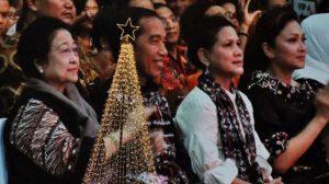 Jokowi: Jadikan Natal Sebagai Momentum Tumbuhnya Kesadaran Menjaga Sesama