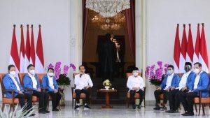 Jokowi Perkenalkan Menteri Baru di Kabinet Indonesia Maju