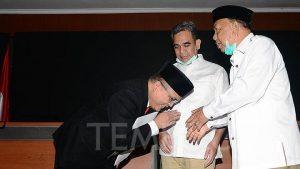 Unggul Sementara, Denny Indrayana Minta Relawan Kawal Suara