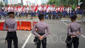 Peringatan Hari HAM, KontraS Sebut Represi Masih Bayangi Demokrasi Indonesia