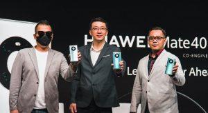 Huawei Mate 40 Pro Resmi Tersedia di Indonesia