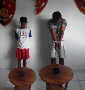 Kurang 24 Jam, Tim Puma Polres Sumbawa Ringkus Jambret