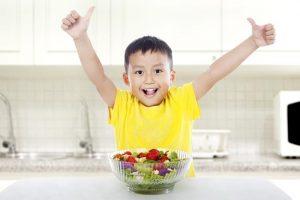 Sistem Pencernaan Pengaruhi Tumbuh Kembang Anak