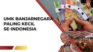 Terendah di Jateng, UMK Banjarnegara Paling Kecil se-Indonesia   TEMPODOTCO