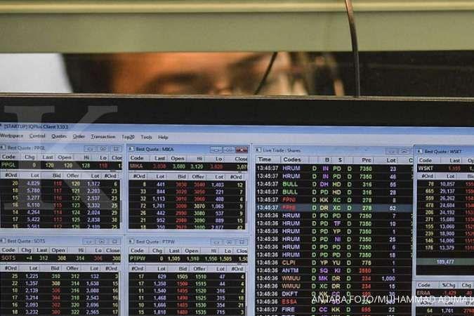 Asing banyak menjual saham-saham ini saat IHSG rebound pekan lalu