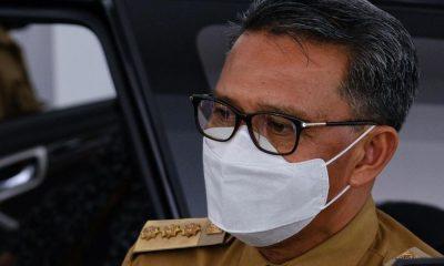 Gubernur Sulawesi Selatan Nurdin Abdullah Dicokok KPK, Diduga Terlibat Kasus Korupsi. INSTAGRAM