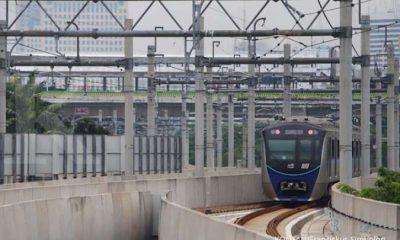 Berikut perubahan jadwal operasional MRT Jakarta berlaku mulai hari ini