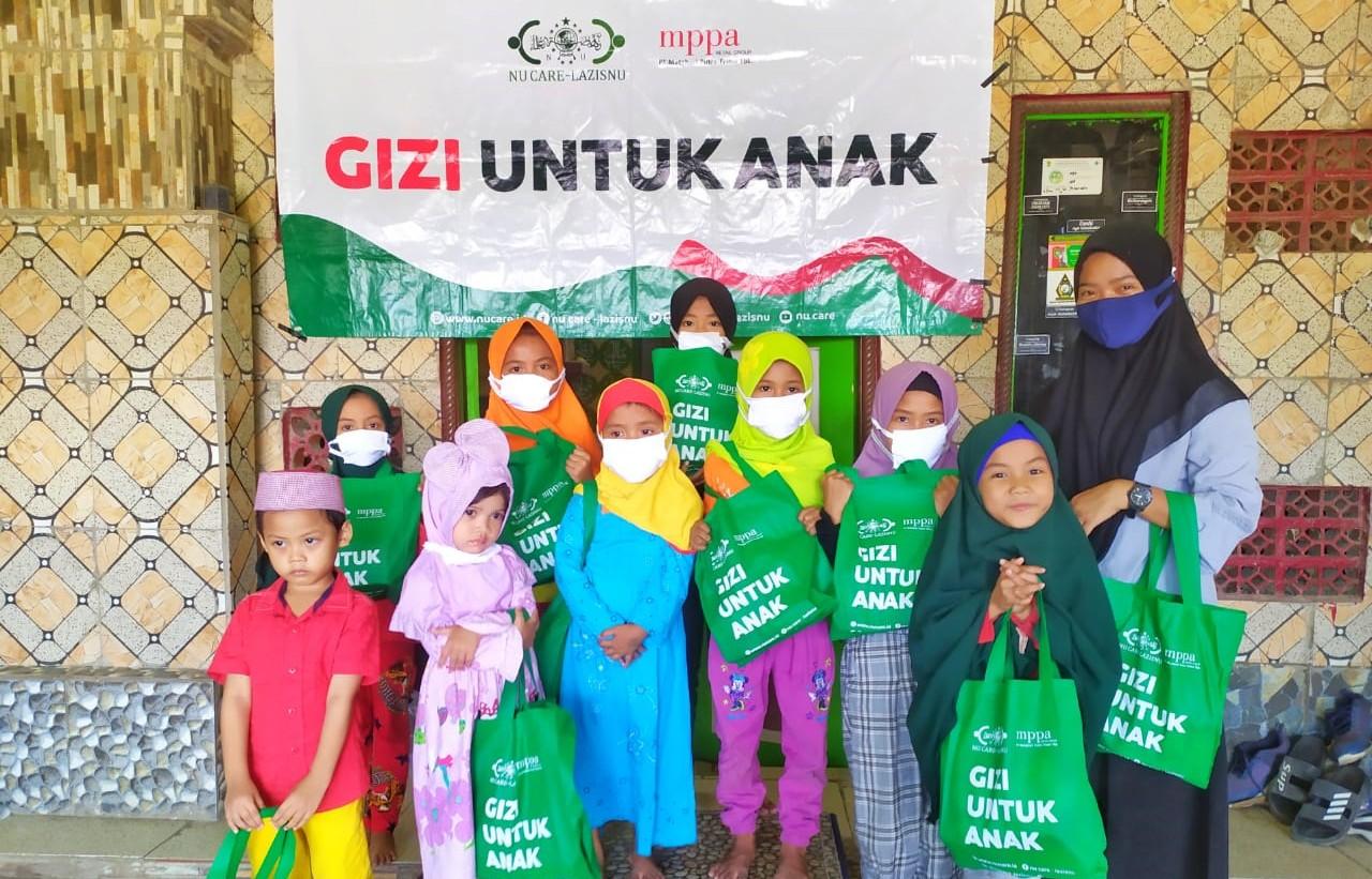 NU Care Gizi untuk Anak