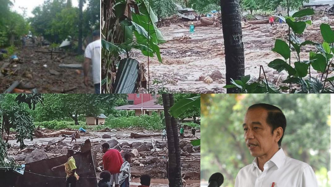PLN dan Pertamina Belum Respon Cepat Pulau Adonara Flores