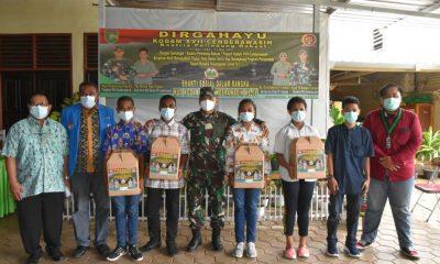 Danrem 174 Merauke Pimpin Bhakti Sosial HUT Ke-58 Kodam XVII/Cenderawasih – Polripresisi.com