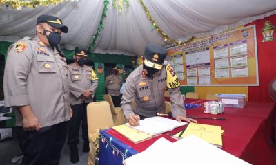 Kapolda Kepri Cek Pengamanan Malam Takbiran di Kota Batam – DIVISI HUMAS POLRI – Polripresisi.com