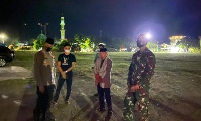 Kapolres, Bupati dan Dandim Enrekang Cek Kesiapan Lapangan Tempat Sholat Idul Fitri – DIVISI HUMAS POLRI – Polripresisi.com