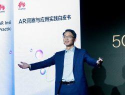 Huawei Elaborasikan Kegunaan 5G + AR