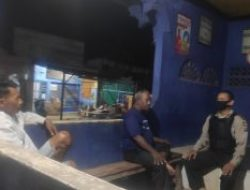 Patroli Malam Sambang Pemukiman Penduduk Polsek Takisung – DIVISI HUMAS POLRI – Polripresisi.com – POLRI PRESISI