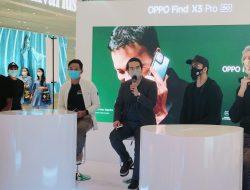 Oppo Gelar Oppo Find X3 Pro 5G Exhibition di Central Park Mall Jakarta