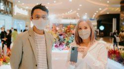 Dua Entrepreneur Kuliner Terkemuka Kompak Trade-in Ponsel Samsung dan iPad Dengan OPPO Find X3 Pro 5G