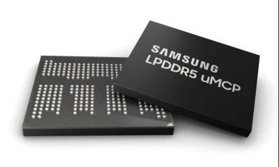 Samsung memori LPDDR5 uMCP